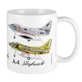 A-4 Skyhawk USS Hancock CVA-19 Mug