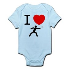Frisbee Infant Bodysuit