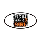Fight Like a Girl 31.8 Kidney Cancer Patches