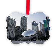 Cute Bean Ornament