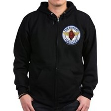 Unique A 6 intruder Zip Hoodie