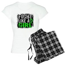 Fight Like a Girl 31.8 NH Lymphoma Pajamas
