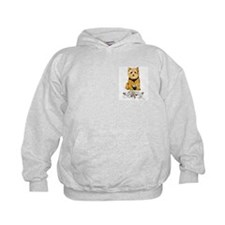 I love my Norwich Terrier Sweatshirt