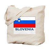 Slovenia Flag Gear Tote Bag