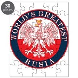 Round World's Greatest Busia Puzzle