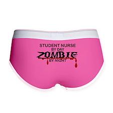 Student Nurse Zombie Women's Boy Brief