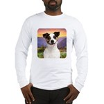 Jack Russell Meadow Long Sleeve T-Shirt