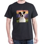 Jack Russell Meadow Dark T-Shirt