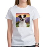Jack Russell Meadow Women's T-Shirt