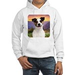 Jack Russell Meadow Hooded Sweatshirt