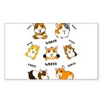 Jack Russell Meadow Gym Bag