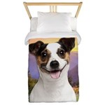Jack Russell Meadow Twin Duvet