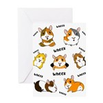 Jack Russell Meadow Car Flag