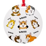 Jack Russell Meadow Heart Pet Tag