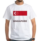 Flag of Singapore Shirt