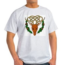 Cute Celtic reindeer T-Shirt