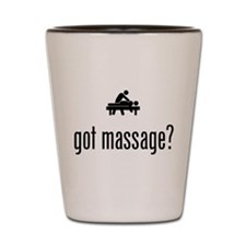 Massage Shot Glass