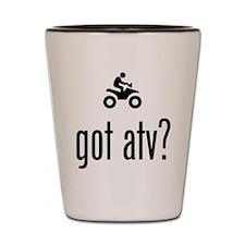 ATV Shot Glass