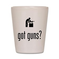 Gunsmith Shot Glass