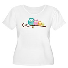 Owl family T-Shirt