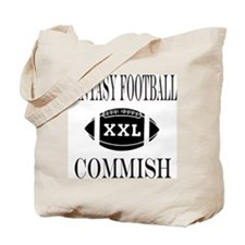 Commish 3 Tote Bag