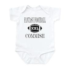 Commish 3 Infant Creeper