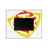 Tie Dye LDS CTR Ring Shield Red Yellow Orange Pict