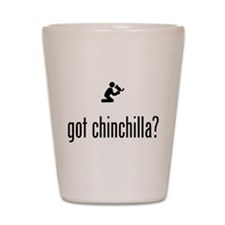 Chinchilla Lover Shot Glass