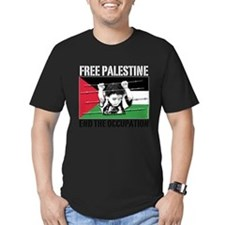 Palestine Flag Dark Color T-Shirt T-Shirt