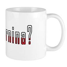 got czarnina? Flag Mug