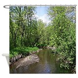 Nine Mile Creek Shower Curtain