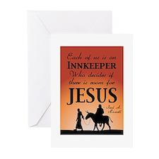Innkeeper Greeting Cards (Pk of 20)