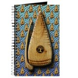 Funny Bowed psaltery Journal