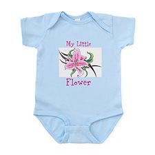 My Little Flower Infant Bodysuit