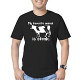 Funny Anti vegetarian T