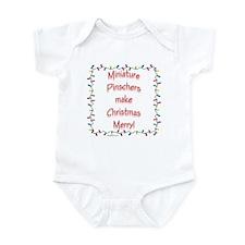 Merry MinPin Infant Creeper