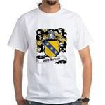 Von Urban Coat of Arms White T-Shirt