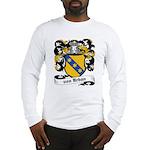 Von Urban Coat of Arms Long Sleeve T-Shirt