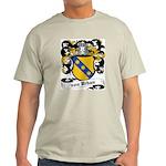 Von Urban Coat of Arms Ash Grey T-Shirt
