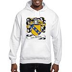 Von Urban Coat of Arms Hooded Sweatshirt