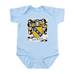 Von Urban Coat of Arms Infant Creeper