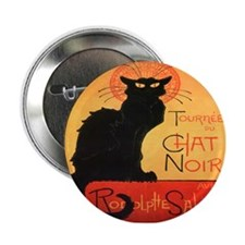 "Chat Noir 2.25"" Button"