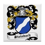 Steinbach Coat of Arms Tile Coaster
