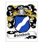 Steinbach Coat of Arms Small Poster