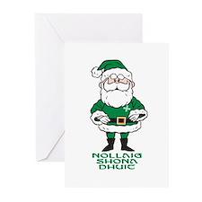 Santa-OClaus Greeting Cards