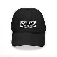 21 At Last Baseball Hat