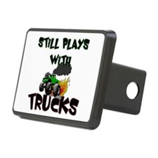 Still Plays With Trucks Hitch Cover