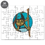 lemur circle copy.jpg Puzzle