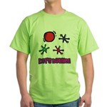 Lets Bounce Jacks Jax.png Green T-Shirt