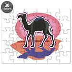 colorful camel design.png Puzzle